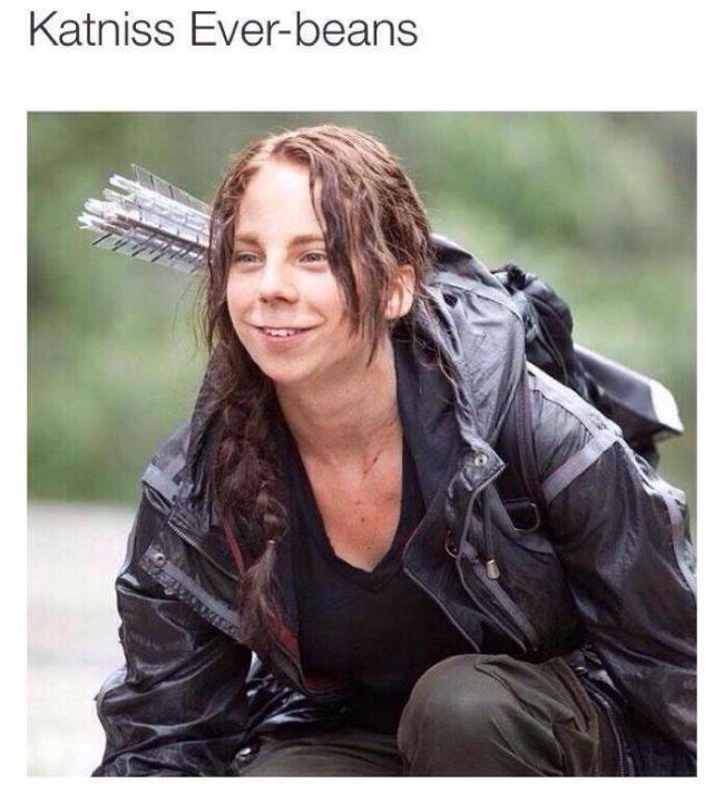 Katniss Ever Beans