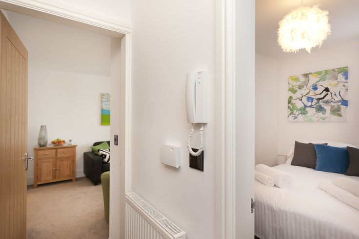Your safety and security during your stay is our primary concern - here's your own personal intercom system!