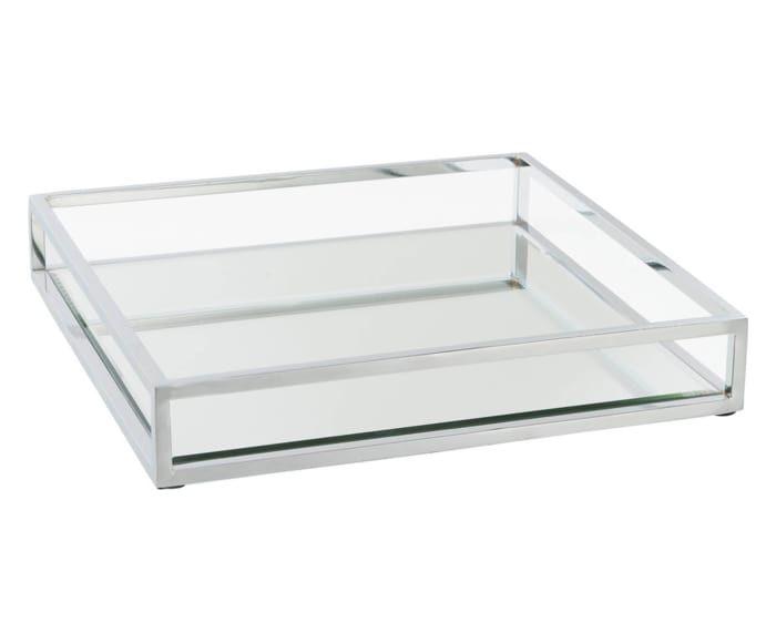 J-LINE  Spiegel-Tablett Filippa, B 30 cm 53.- Unser Preis *   79.-  Originalpreis