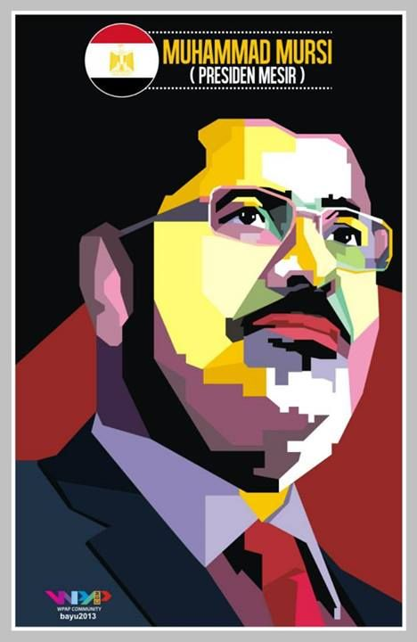 -- Muhammad Mursi --
