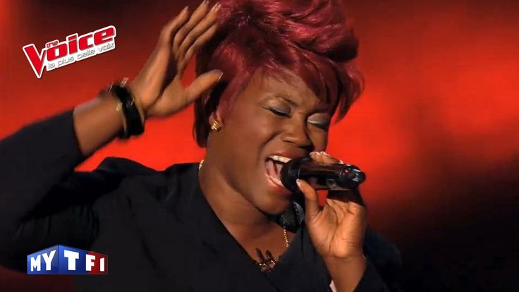 The Voice 2014│Stacey King - Skyfall (Adele)│Blind audition