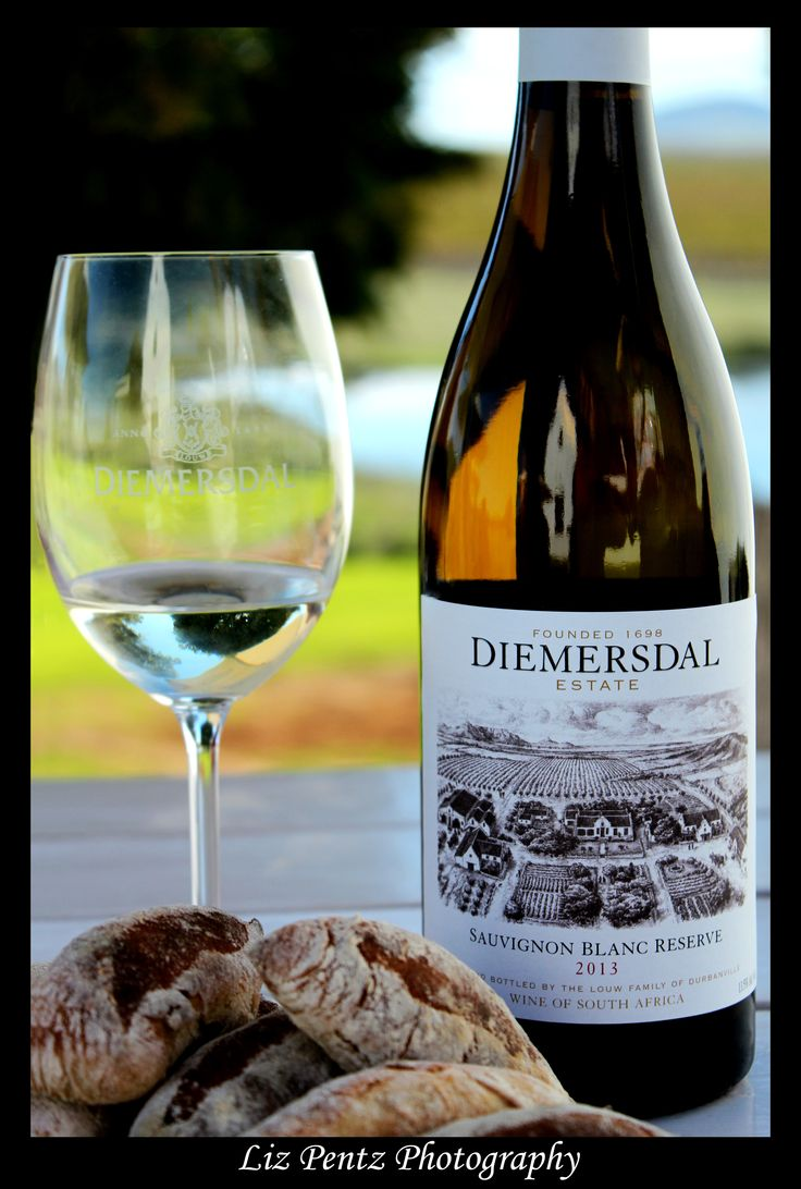 Food and Wine shoot at Diemersdal Wine Farm, Durbanville, Cape Town.
