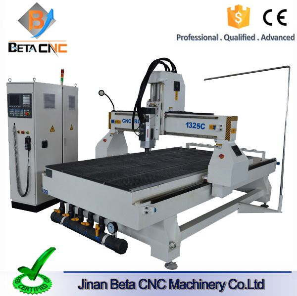 China supplier sale cnc wood carving turning router machine
