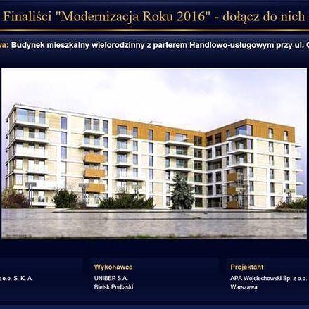 "Port Praski w finale konkursu ""Modernizacja Roku 2016""! #portpraski #architektura #warsaw #poland #modernizacjaroku  Źródło: http://www.modernizacjaroku.org.pl/"