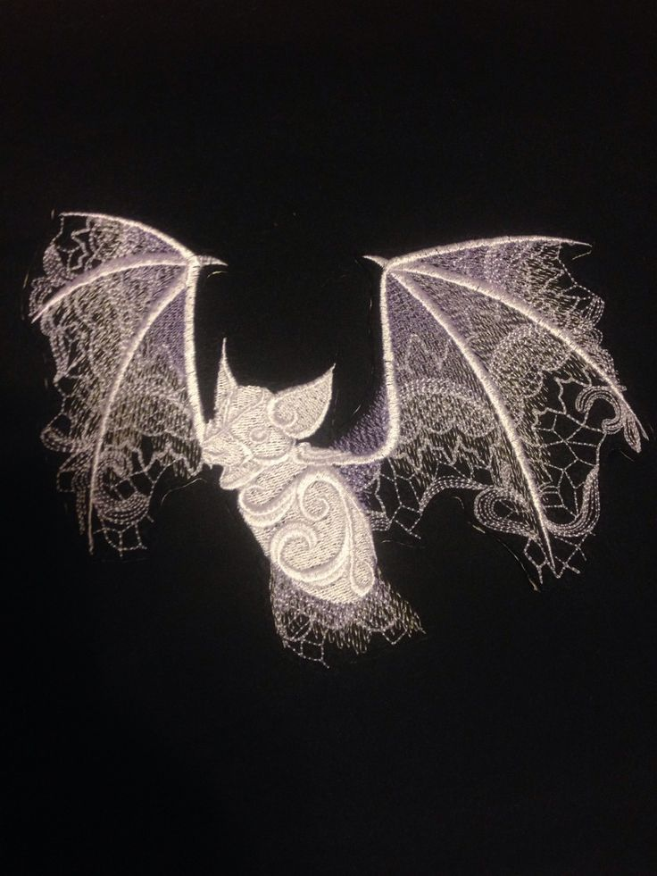 "gothiccharmschool: "" thebatsecho: "" Patch I got today "" This is gorgeous, and I need to find one. "":"