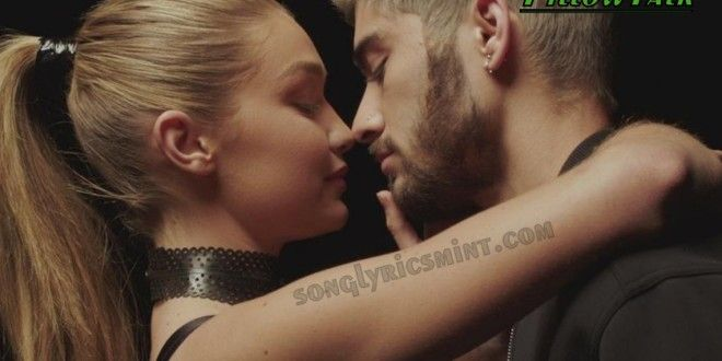Pillowtalk Lyrics - Hot Zayn Malik Song