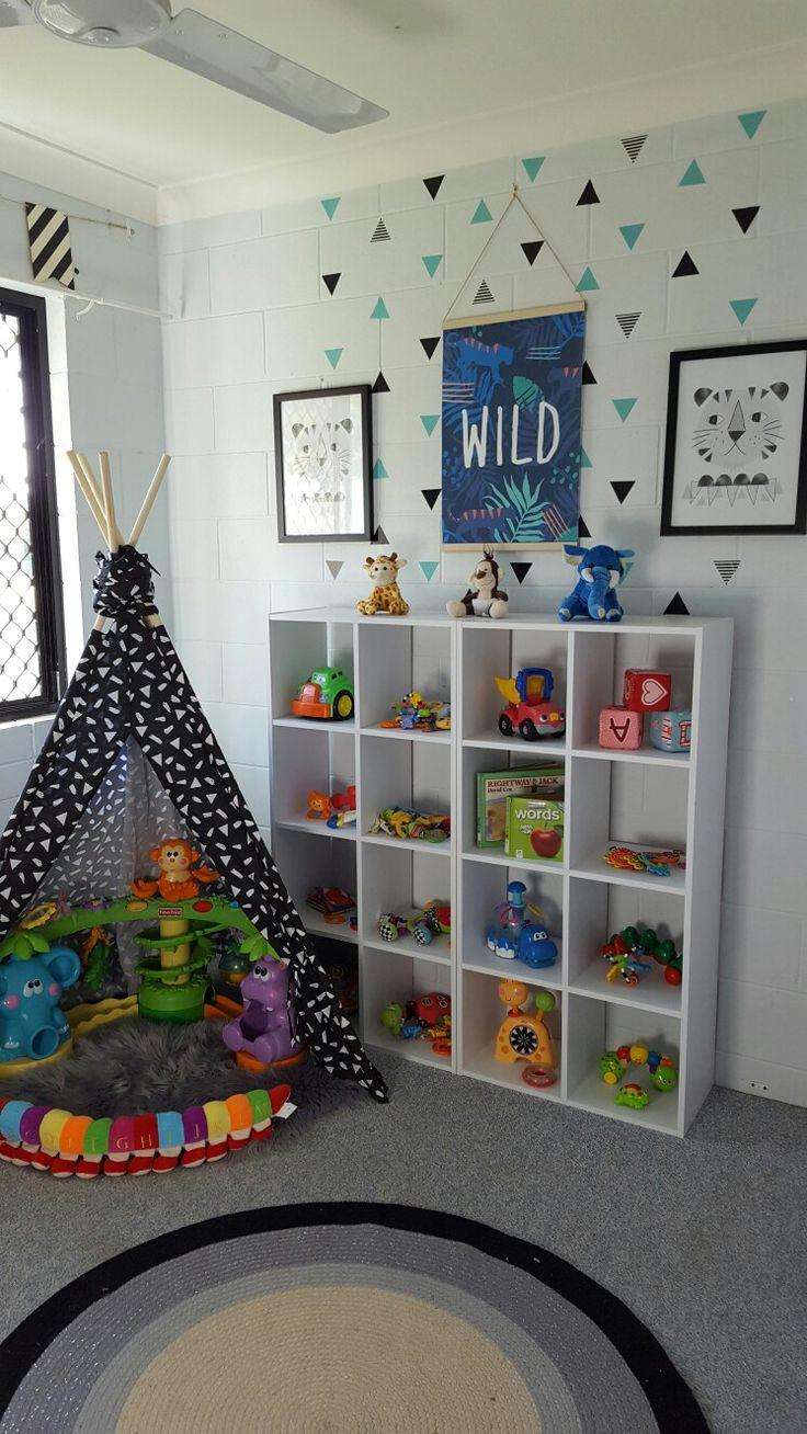 My Sons Kmart Inspired Bedroom. Kmart hacks. Kmart kids room.