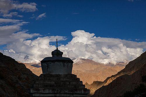 Chorten, Ladakh