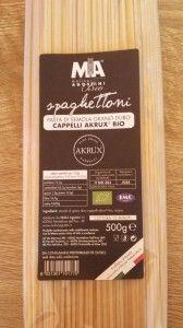 Spaghettoni di Grano Cappelli Akrux® Bio gr 500