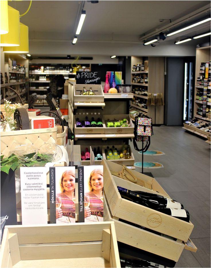 Alko Shop Esplanade
