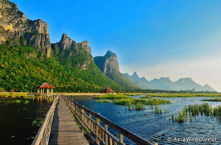 Thailand Khao Sam Roi Yot National Park | Khao Sam Roi Yot National Park - Pranburi Attractions