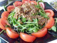 Ricette e salute: Lenticchie & C. # 2 Insalata di lenticchie