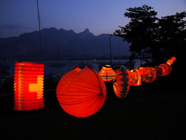 SWITZERland 1st of august | first of August - national holiday of Switzerland | Flickr - Photo ...