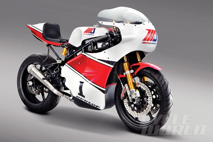 TZ750 inspired custom Yamaha R1 build for Wayne Rainey - Reworked TZ 750 Bodywork