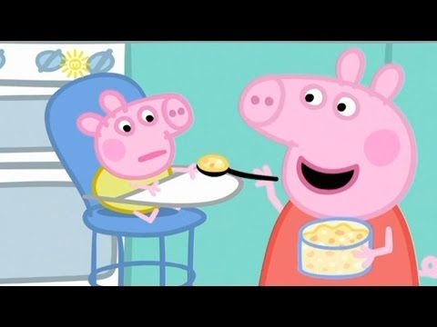 Peppa Pig's Party Time - Pass The Parcel || Best iPad app demo for kids || Game for Children - YouTube
