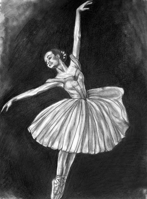 RAD Dance Art: May Sketchbook