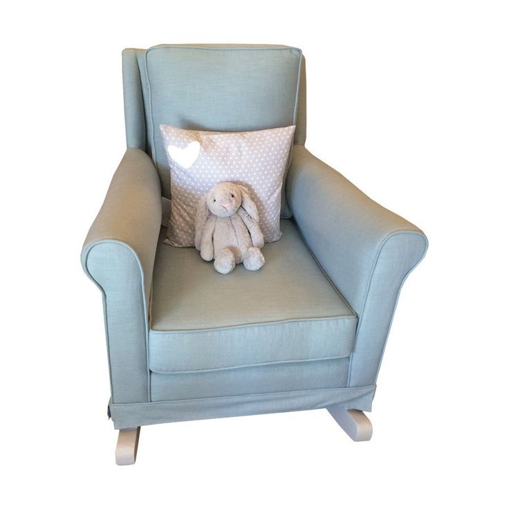 Hand-crafted Tres Chic Rocking Chair
