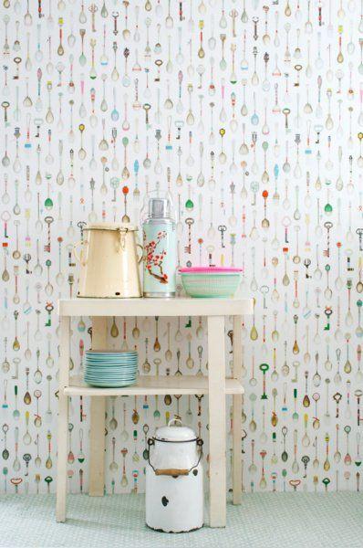 Ausgefallene Tapeten Wohnzimmer : Ausgefallene Tapeten auf Pinterest Tapeten Wohnzimmer, Tapeten Ideen