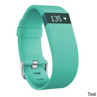 Dance to the beat of your own drum with the FitBit Charge HR. Capable of continuously monitoring heart rate, active minutes and workouts, the wireless activity watch ensures that you never miss a step