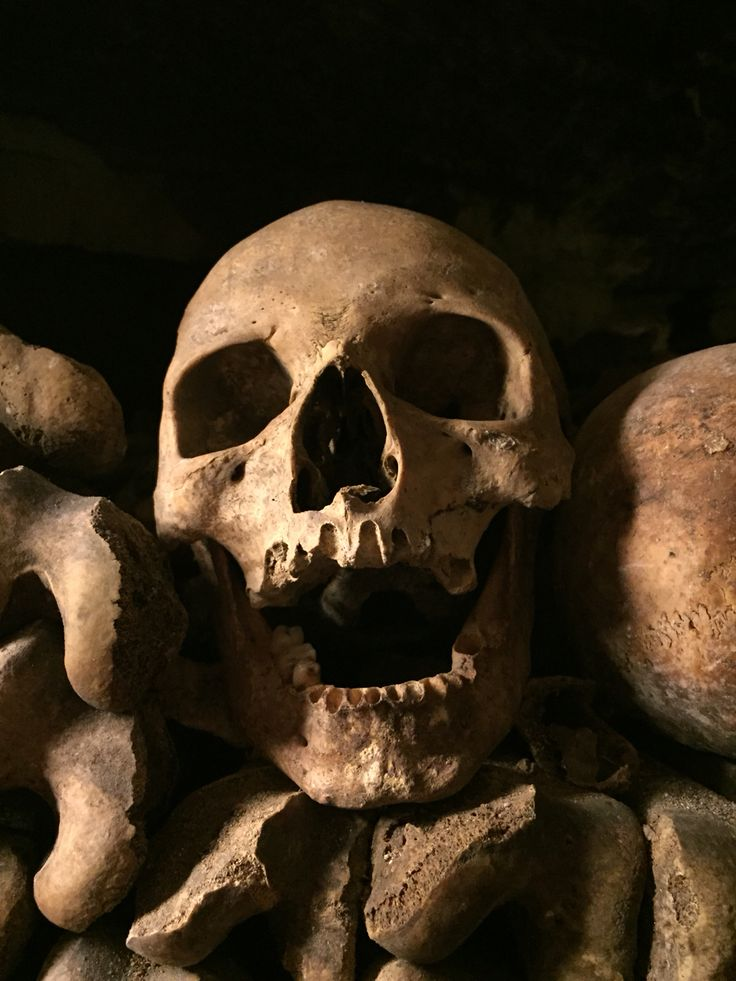 Catacombs!