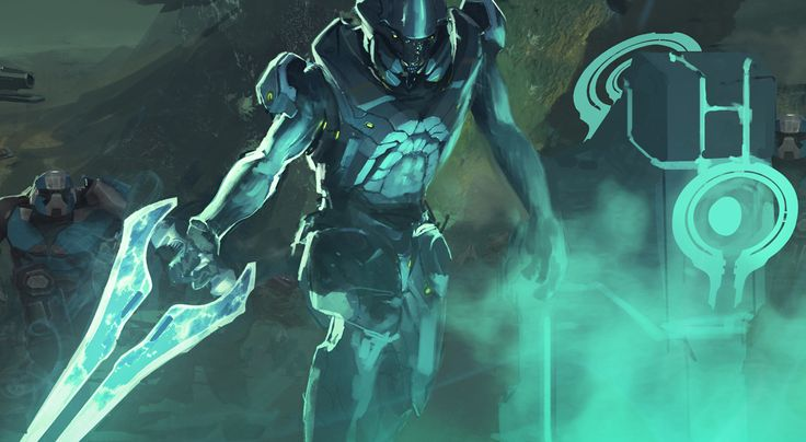 Stay Frosty | Canon Fodder | Halo - Official Site