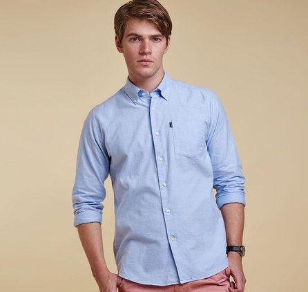 Barbour shirt #vermontfashion