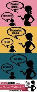 powiedz mama