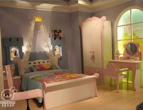 M s de 1000 ideas sobre habitaciones disney en pinterest - Habitaciones de princesas ...