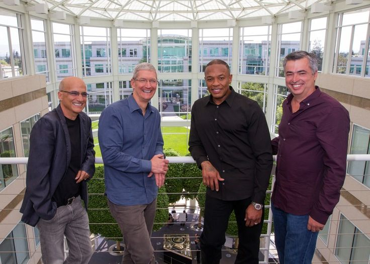 Apple Announces $3 Billion Beats Acquisition, Jimmy Iovine and Dr. Dre Joining the Company