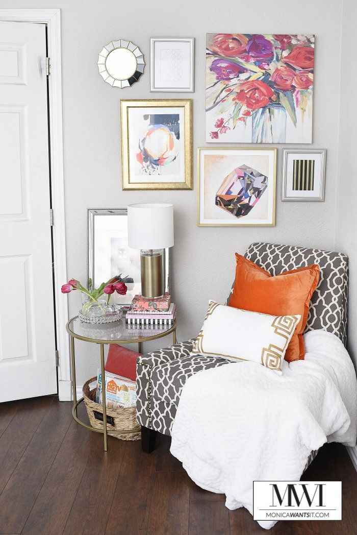25+ best ideas about Bedroom corner on Pinterest | Picture walls ...
