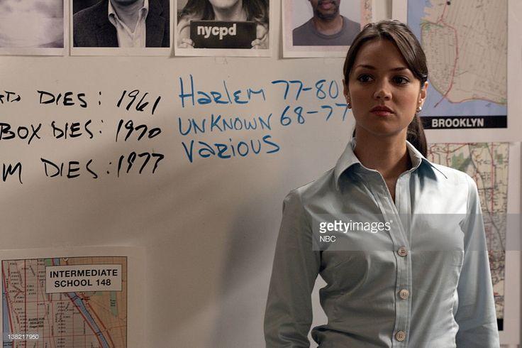 UNIT -- 'Name' Episode 7 -- Pictured: Paula Garces as CSU Tech Millie…
