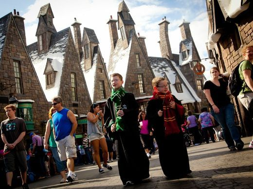 10 best theme parks in Orlando
