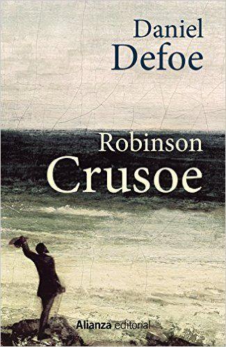 Robinson Crusoe de Daniel Defoe http://sinmediatinta.com/book/robinson-crusoe/