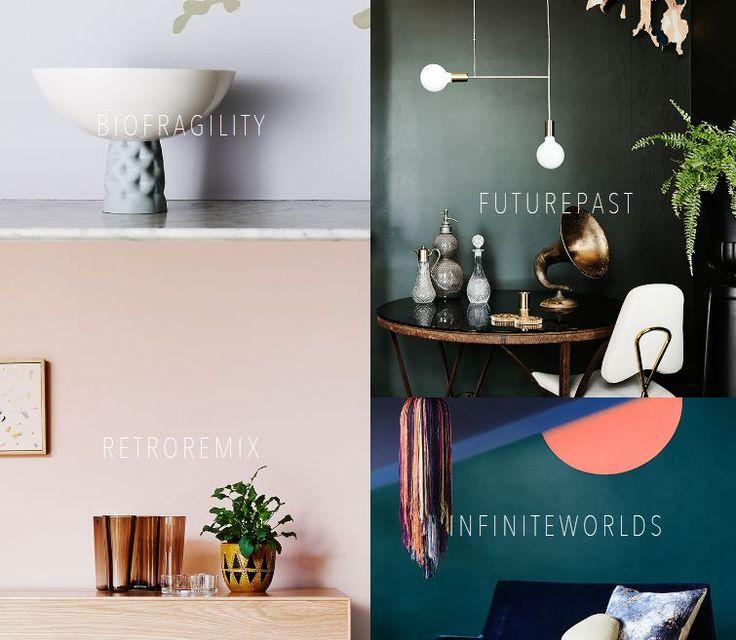My Dream Kitchen : Colour Trends : Dulux Colour Forecast 2016; Design Age