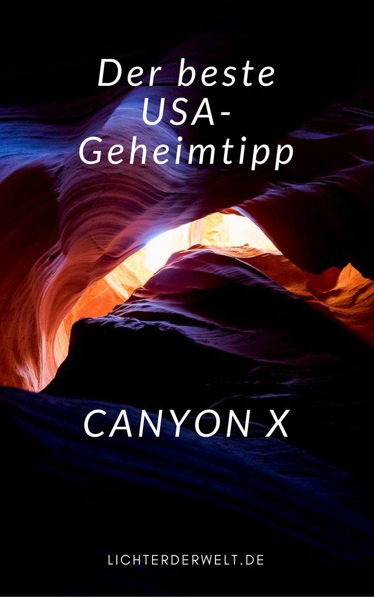 Canyon X ist DER Geheimtipp im Westen der USA! Erfahre, warum du diesen Ort nicht verpassen solltest.