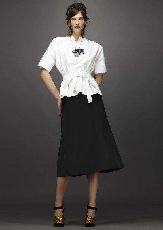 Marni Evening collection 2014: una collezione di abiti da sera firmati Marni