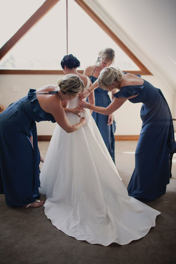 Real Wedding - Indya & Wade - Photography by Cavanagh Photography