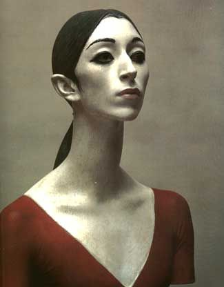 """Francesco Messina """"Ritratto di Luciana Savignano"""" 1975"""