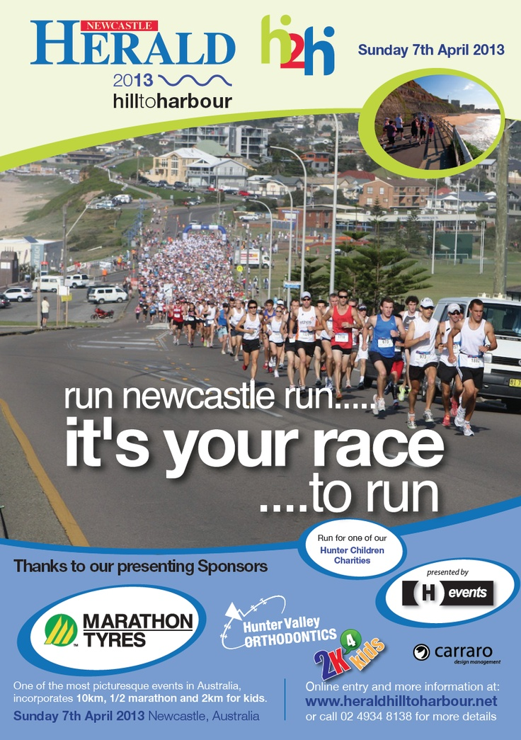 Newcastle Herald Hill 2 Harbour- H Events, Carraro Design Managers