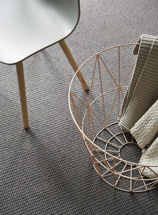 Interior trend Northern Lights: combine pastels with rich textiles for a warm and comfortable home, with Desso Airmaster for Home @dessohomenl