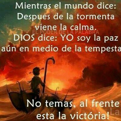 Dios dice ...