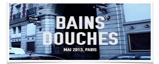 18 best images about les bains douches paris ann es 80 on pinterest vanessa paradis 90 and for Paris les bains douches