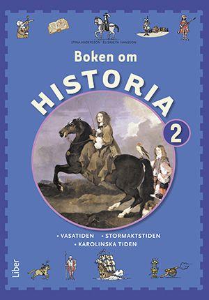 Boken om historia 2 | Liber