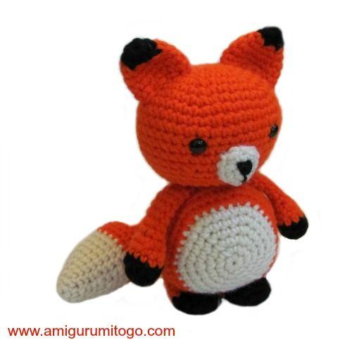 Adorable Mister Fox ~ Amigurumi To Go