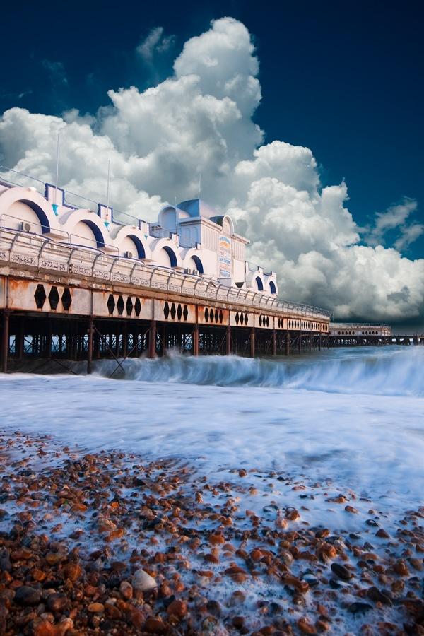 Southsea, England - where I grew up.