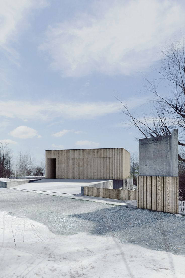 // JRV2 by Studio De.Materia. Visualizations by Rzemiosło Architektoniczne
