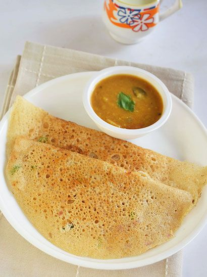 Instant Oats Dosa | Oats Breakfast Recipes