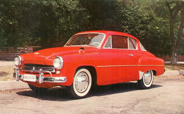 1960 Wartburg Coupe | Flickr - Photo Sharing!