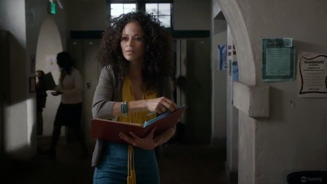 The Fosters, The Fosters Blog, Lena, The Fosters Episode 7, The Fosters episode 7 the fallout, TV Worth Blogging About: We're So Sorry Callie (Fosters Episode 7)