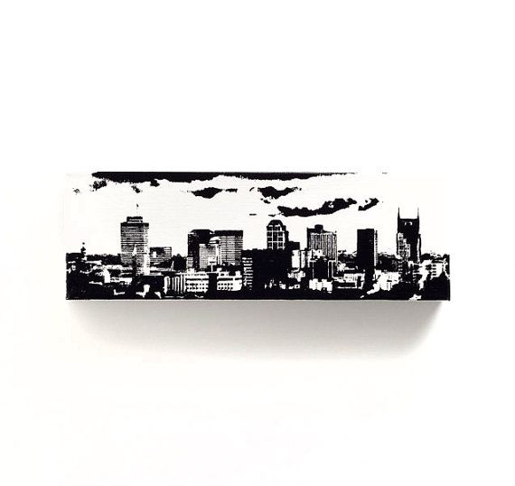 Nashville Wall Art 7 best nashville skyline images on pinterest | art google